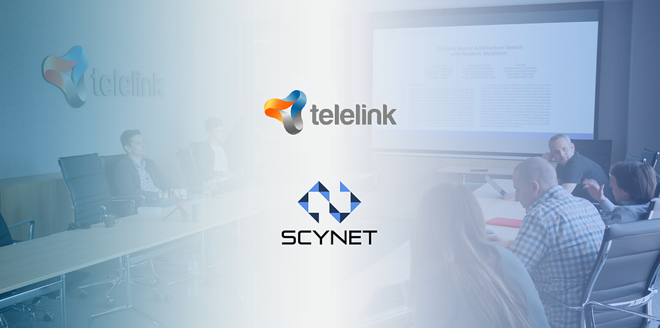 Telelink and ScyNet with a common initiative to share technological know-how