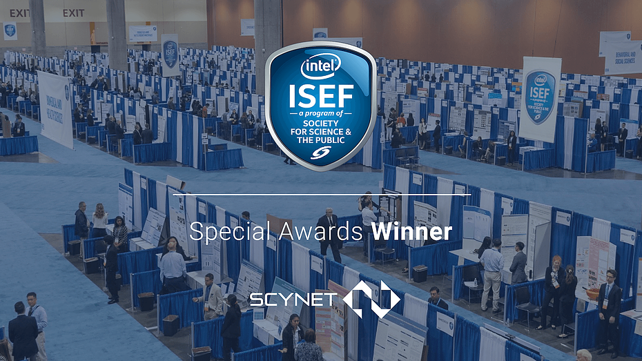 ScyNet blockchain paper gets three awards at Intel ISEF